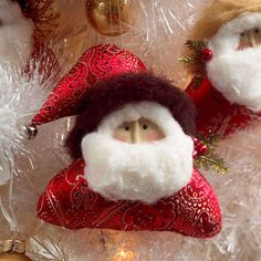 Old World Santa Claus Christmas Ornament