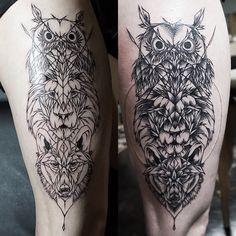 shoulder/arm tattoo idea