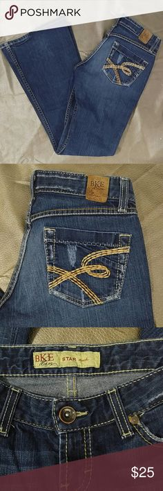 Bke star stretch 27x31.5 Flare BKE Jeans Flare & Wide Leg
