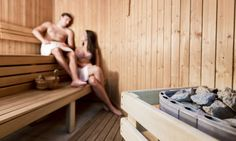 The 2-tier sauna with low and high seating caters for those who like it just warm and those who like it hot. Hotel Spa, Stay In Shape, Club, Gym, Workout, Outdoor Decor, Catering, Health Fitness, Gallery