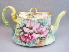 French Teapot