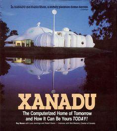 Xanadu House in Kissimme, Florida (USA) - Roy Mason : http://en.wikipedia.org/wiki/Xanadu_Houses