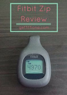 FitBit Zip Review Wellness Tips, Health And Wellness, Fitness Gear, Fitness Tips, Health App, Workout Gear, Workouts, Couple Gifts, Mobile App