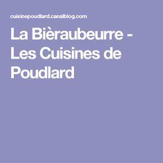 La Bièraubeurre - Les Cuisines de Poudlard