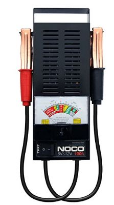 Roll over image to zoom in NOCO 100 Amp Battery Load Tester E Cig Battery, Lead Acid Battery, Best Amazon Deals, Best Amazon Products, Golf Cart Batteries, Optima Battery, Starter Motor, Amp