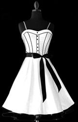 perfect for the retro rockabilly bride