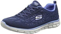 Skechers Glider In The Zone Damen Sneaker - http://on-line-kaufen.de/skechers/skechers-glider-in-the-zone-damen-sneaker-2