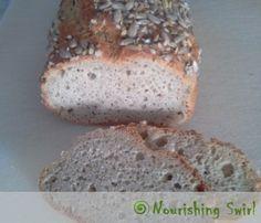 Perfektes Paleo-Brot (getreidefrei, low-carb, nussfrei möglich) | Nourishing Swirl