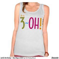 30th Birthday   Dirty 30 T shirt