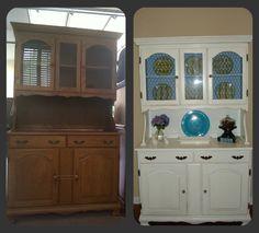 refinished furniture