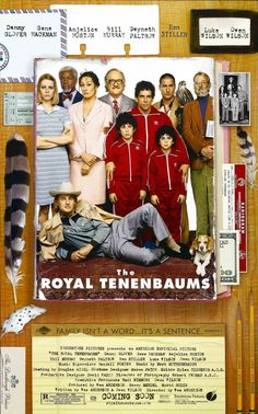 Wes Anderson | The Royal Tenenbaums