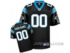 Buy Customized Carolina Panthers Jersey Eqt Black Team Color Football Top  Deals from Reliable Customized Carolina Panthers Jersey Eqt Black Team Color  ... 7e8440c6d
