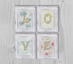 Shop for nursery decor on Etsy, the place to express your creativity through the buying and selling of handmade and vintage goods. Shabby Chic Artwork, Shabby Chic Wall Decor, Art Journal Inspiration, Typography Design, Nursery Decor, Giclee Print, Gallery Wall, Wall Art, Baby Girls