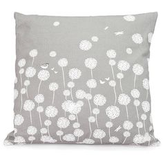 Dandelion Fields Cushion from notonthehighstreet.com