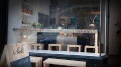 Salt Espresso Lunch  Tea Bar