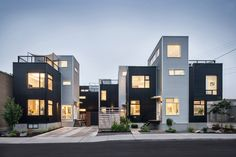 The Hintonburg  Six / Colizza Bruni Architecture Inc. Beautiful Canadian Homes #Canada #architecture #interiordesign