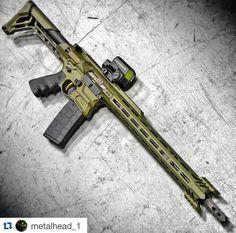Cobalt Kinetics 5.56/.223 AR-15 http://www.facebook.com/yetichaos