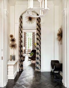 Interiors || Lauren Santo Domingo's Paris Apartment