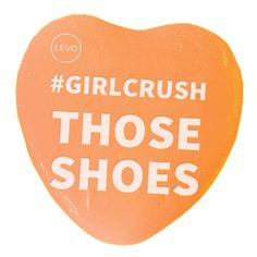 Oh how we'd love to walk a mile in her shoes... | Share the #levolove for your #GirlCrush with the best shoe collection this Valentine's Day!