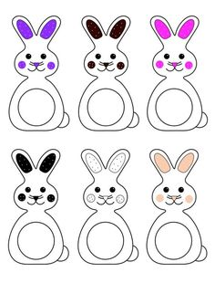 easter bunny color matching (6)
