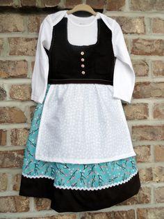 47 Best German Girl Dresses Dirndl Images On Pinterest