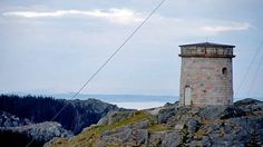 Utsira Island, Norway / Lighthouse