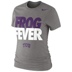 40c012c6496 TCU Horned Frogs Short Sleeve Tee Short Sleeve Tee