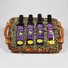 Pin it to win it contest going on now!  Free four-pack of oils and balsamics to the lucky winner!