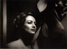 george hurrell image of joan crawford