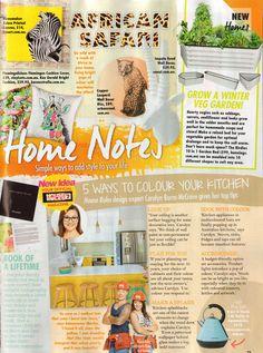 New Idea – 25 May 2015  Gerald Cushion – Page 73