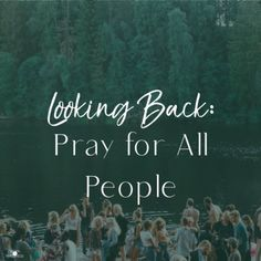 I'm grateful that we've been able to use technology to connect and pray together in a year filled with so much division and isolation. #prayforallpeople #prayer #connection Im Grateful, Looking Back, Division, Connection, Prayers, Technology, Thoughts, People, Blog