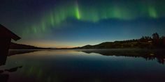 The return of the Northern lights - Official travel guide to Norway