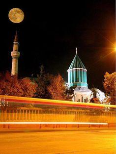 Hz. Mevlana Türbesi Konya/Türkiye