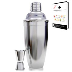 Premium-Cocktail-Shaker-24-oz-Bar-Drink-Mixer-Shaker-Mixing-Bartender-Cresimo