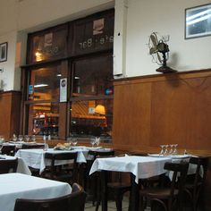 Buenos Aires: Miramar  What began in 1948 as an almacén, or bulk-goods grocery store, has since become a beloved restaurant serving hearty portions of comforting oxtail soup or chorizo-laced Spanish-style frittatas.