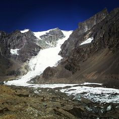 Glaciar el Juncal - Chile