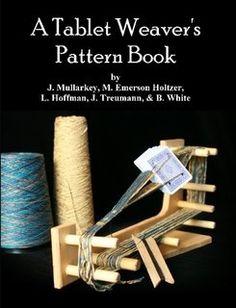 A Tablet Weaver's Pattern Book by John Mullarkey http://www.amazon.com/dp/0615179347/ref=cm_sw_r_pi_dp_foIbvb13ZNN8B