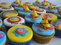 Disse me disse cupcakes: Yellow submarine - beatlles