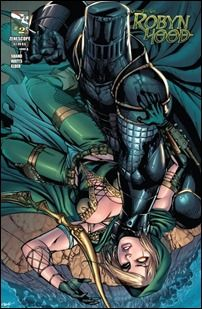 Review: Grimm Fairy Tales Presents: Robyn Hood #2 (Zenescope)