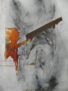 "Saatchi Art Artist Hans-georg Assmann; , ""some kind of divorce"" #art"