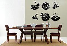 Wall Vinyl Sticker Decals Mural Room Design Pattern Art P...
