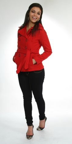 Lady in Red! Check out rue21's outerwear styles here: http://www.rue21.com/en/for%20Girls/Tops/Jackets.aspx?v=all