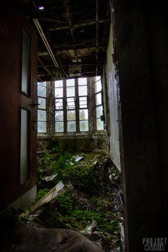 Denbigh Asylum aka North Wales Hospital