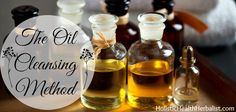 how to oil cleanse