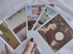 I want more Polaroid paper!!