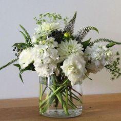 Beautiful grey/white/green flowers