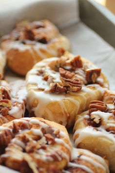 Can use your own gluten free flour from Gluten Free Creations! Pecan Sticky buns by Adventuress Heart, via Flickr