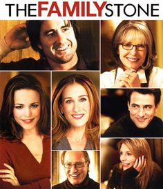 The Family Stone, 2005 - Very cute movie!