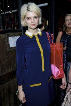 Pixie Geldof ;The British Heart Foundation Party in London