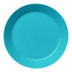 iittala Teema Turquoise Düz Tabak-21 cm - Taksitli Satın Al